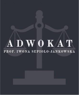 Adwokat Prof. I. Sepioło-Jankowska