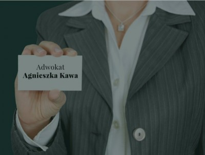 Kancelaria adwokacka Adwokat Agnieszka Kawa