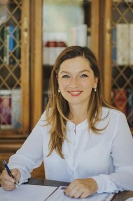 Adwokat dr Katarzyna Kępka