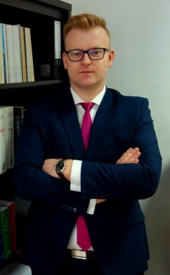 Adwokat Rafał Dąbrowski