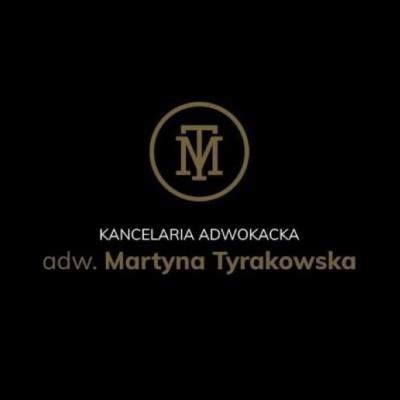 Adwokat Martyna Tyrakowska