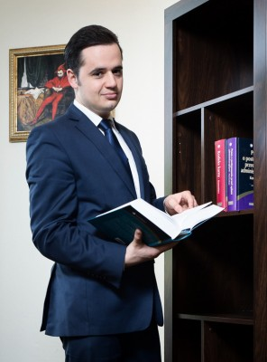 Adwokat Francesco Goldoni