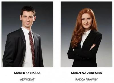 Kancelaria Adwokatów i Radców Prawnych Szymała Zaremba