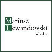 Adwokat Mariusz Lewandowski
