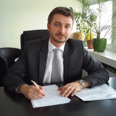 Adwokat Michał Grochola