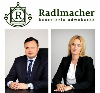 Kancelaria Adwokacka Radlmacher: Jakub i Monika Radlmacher