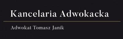 Adwokat Tomasz Janik