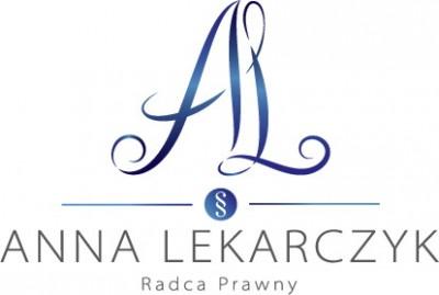 Radca prawny Anna Lekarczyk