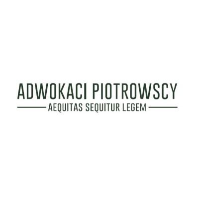 Kancelaria Adwokacka Adwokaci Piotrowscy s.c.