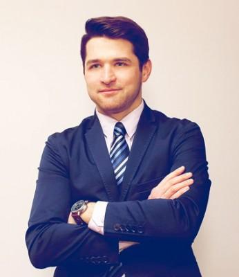 Adwokat i prawnik Marcin Krzysztofowicz