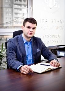 Adwokat Aleksander Wiśniowski