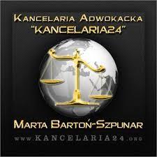 Adwokat Marta Bartoń