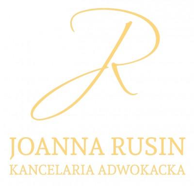 Adwokat Joanna Rusin