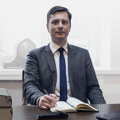Adwokat Hubert Bąk