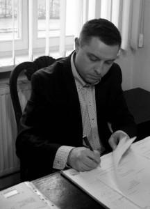 Radca prawny Maciej Penczerzyński
