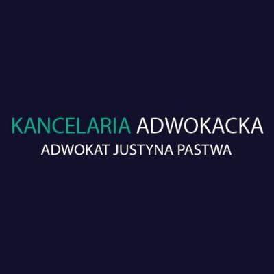Adwokat Justyna Pastwa