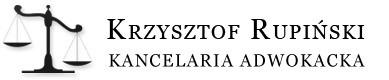 Kancelaria Adwokacka Adwokat Krzysztof Rupiński