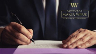 Kancelaria Adwokacka Adwokat Marta Wnuk