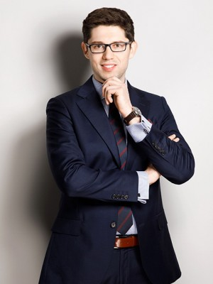 Adwokat Piotr Janczarek