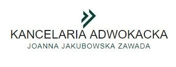 Adwokat Joanna Jakubowska-Zawada