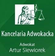 Adwokat Artur Siewiorek