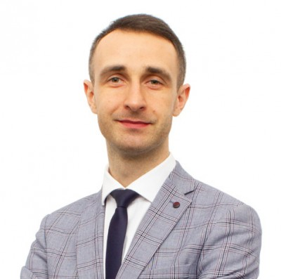 Adwokat Michał Kaliszewski
