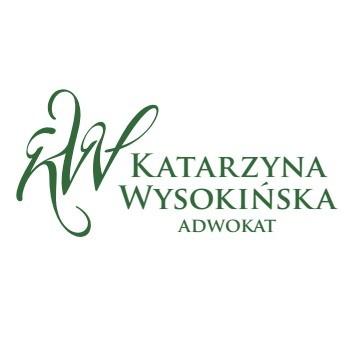Adwokat Katarzyna Wysokińska