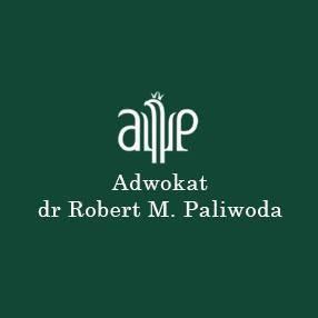 Adwokat dr Robert M. Paliwoda