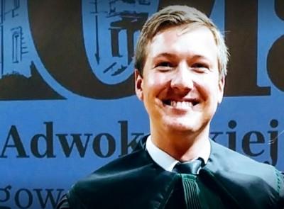 Adwokat Adam Matyszewski