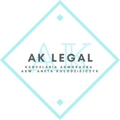 AK LEGAL Kancelaria Adwokacka adw. Aneta Kołodziejczyk