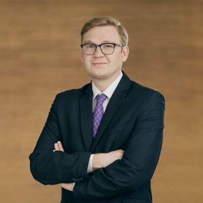 Adwokat Mikołaj Jarosiński