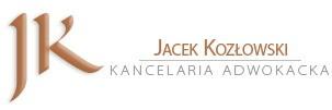 Adwokat Jacek Kozłowski