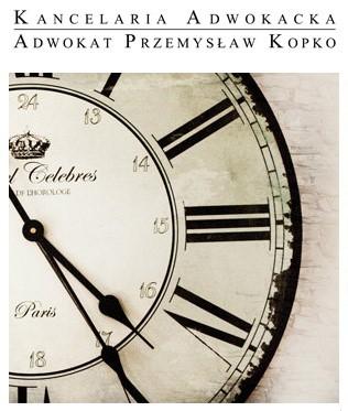 Adwokat Jan Przemysław Kopko