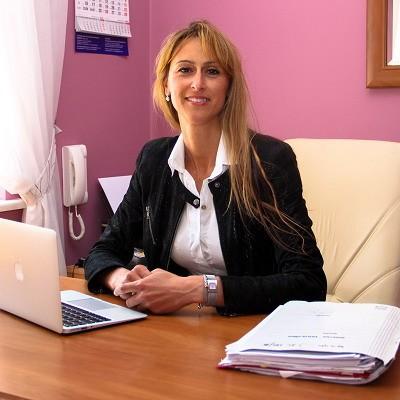 Adwokat Maria Nowosadko