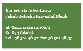 Kancelaria Adwokacka Jakub Tekieli i Krzysztof Blank